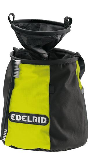 Edelrid Boulder Bag Boulder pofzak groen/zwart